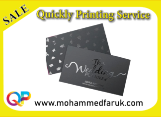 Update Business Card Printing