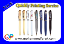 Pen Printing 2019