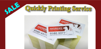 Paper Sticker Printing