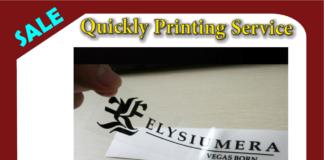 Transparent Stickers Printing
